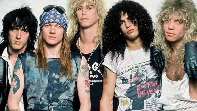 ¡Vuelve Guns N' Roses!