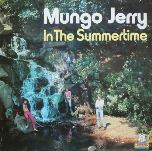 Mungo Jerry Summertime Drink Drive